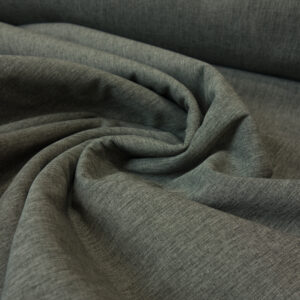 Softshell, meliert, Grau, Schwarz