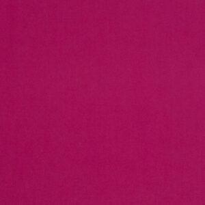 Gabardine, uni, Fuchsia