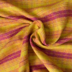 Streifen, Orange, Pink, Gelb