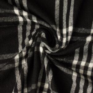 Karo, Schwarz, Weiß