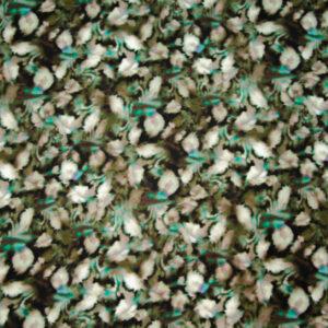 Blätter, Grüntöne, Beige, Schwarz