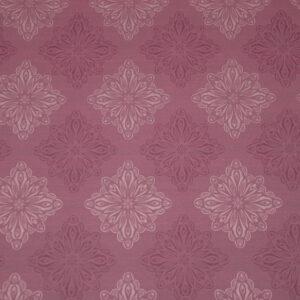 Baumwolljersey, ornamental gemustert, Lilatöne