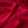 Seidensatin, uni, Rot
