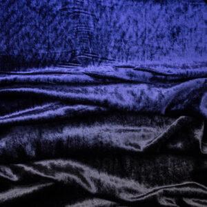 herrlicher Samt, Farbverlauf, Royalblau, Dunkelblau, Schwarz