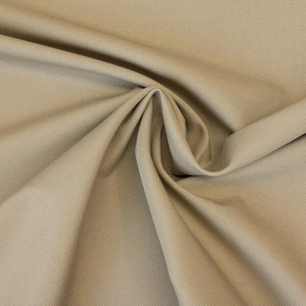 robustes Kunstfasergewebe, uni, beschichtet, Beige