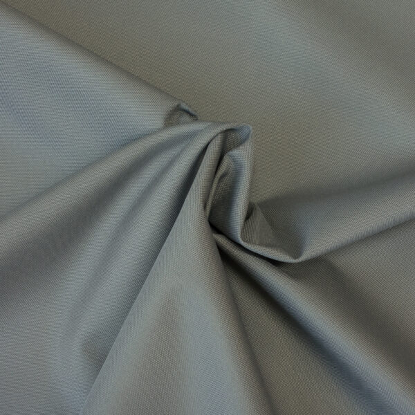 robustes Kunstfasergewebe, uni, beschichtet, Grau