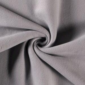 Fleece, uni, Grau