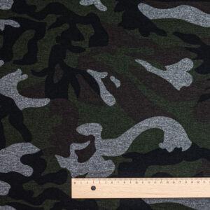 Punta di Roma, Camouflage, Schwarz