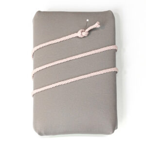 Kordel, rund, 100BW, Rosé, 6 mm