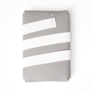 Elasticband, glatt, Weiß, 25 mm