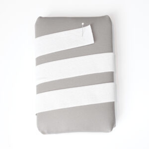 Elasticband, glatt, Weiß, 30 mm