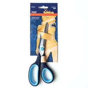 Schere, Kunststoff, Metall, 22 cm