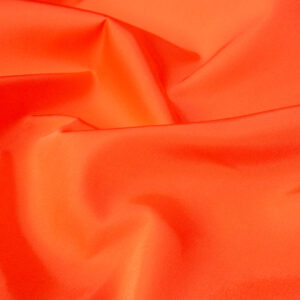 Kunstfasergewebe, uni, Orange