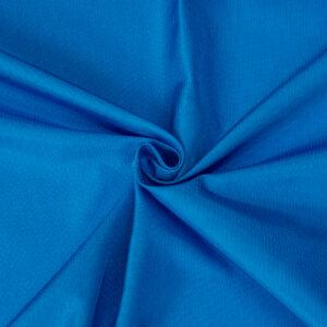 Kunstfasergewebe, uni, Blau