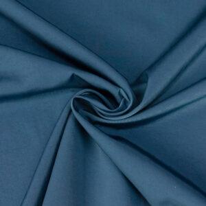 Kunstfasergewebe, uni, Blaugrau